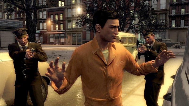 Nuove immagini da Mafia II
