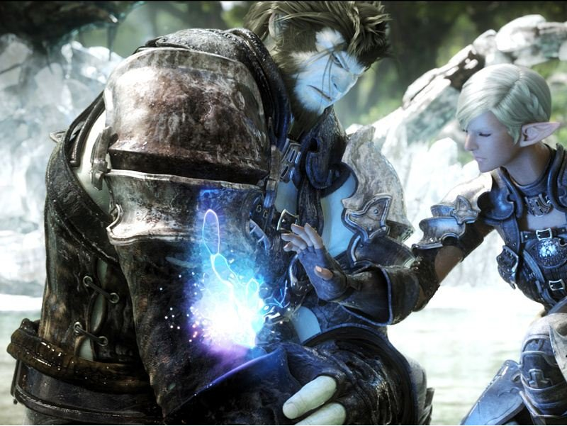 Apre la beta di Final Fantasy XIV
