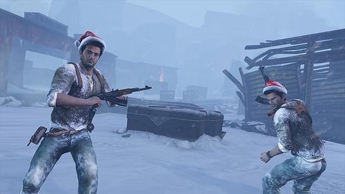 Il Natale di Uncharted 2: cappelli e ricompense raddoppiate