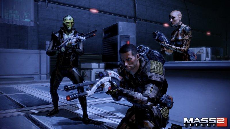 Nuove immagini per Mass Effect 2