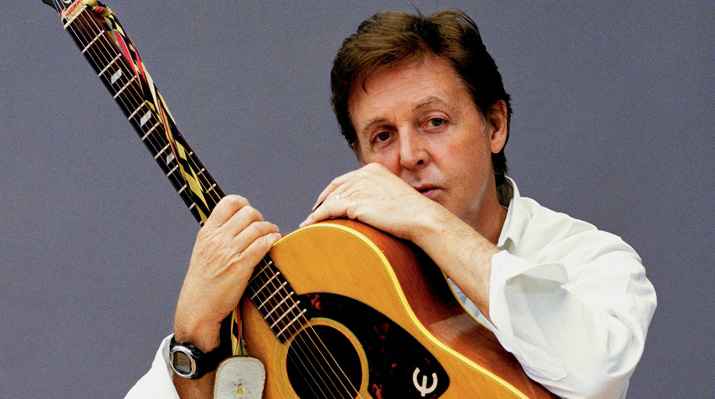 Paul McCartney arriva su Rock Band