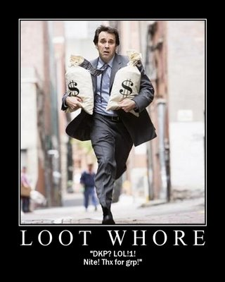 La molla psicologica della ricerca del loot