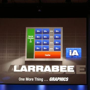 Sony aveva pensato a Larrabee per PlayStation 4