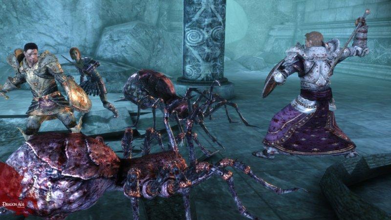 Un'espansione a tema festaiolo per Dragon Age Origins