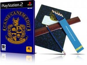 Canis Canem Edit (ex Bully) per PlayStation 2