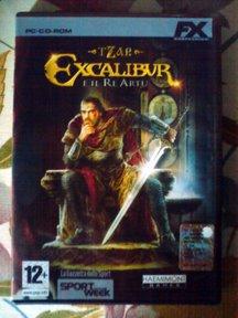 TZAR: Excalibur e Il Re Artù per PC Windows