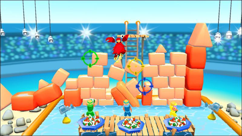 Mario Party incontra Giochi Senza Frontiere