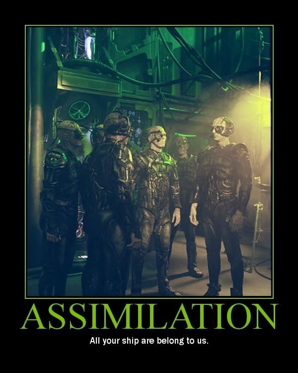 Star Trek Online: Borg e preorder