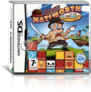 Henry Hatsworth in the Puzzling Adventure per Nintendo DS