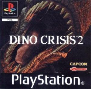 Dino Crisis 2 per PlayStation