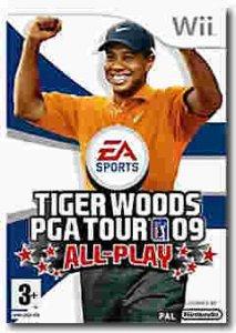 Tiger Woods PGA Tour 09 per Nintendo Wii