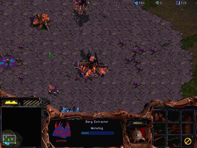 I mezzi di StarCraft II nel primo capitolo grazie a una mod