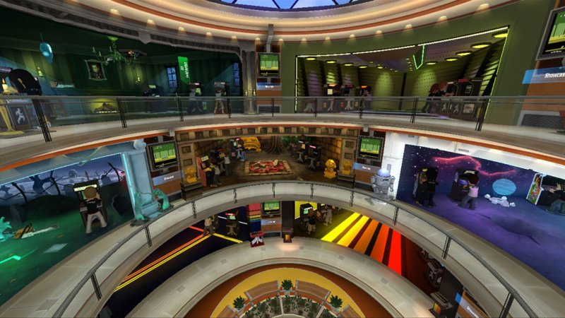 I giochi della Game Room Live Arcade saranno per tutti