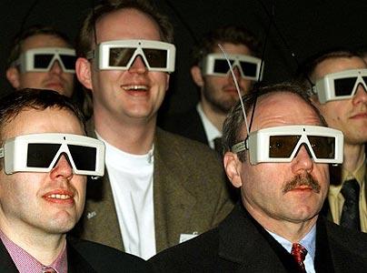"""""""Fantastico"""" o """"hype"""": Sony e Forrester Research sul 3D"""