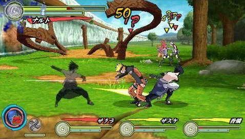 La soluzione di Naruto Shippuden: Ultimate Ninja Heroes 3