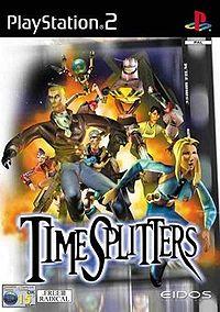 Timesplitters per PlayStation 2