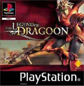 The Legend of Dragoon per PlayStation