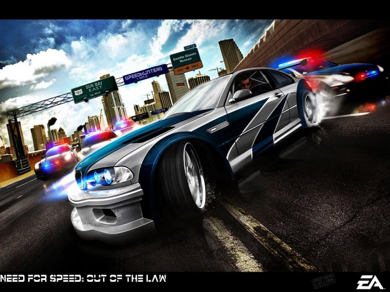 [AGGIORNATA] I primi due artwork del Need for Speed di Criterion?