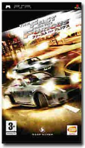 The Fast and the Furious: Tokyo Drift per PlayStation Portable