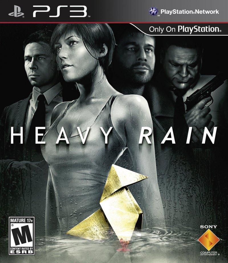 Heavy Rain senza censura su tutti i territori
