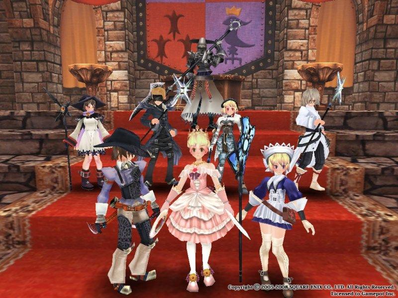 Square Enix porta l'MMO Fantasy Earth Zero in USA