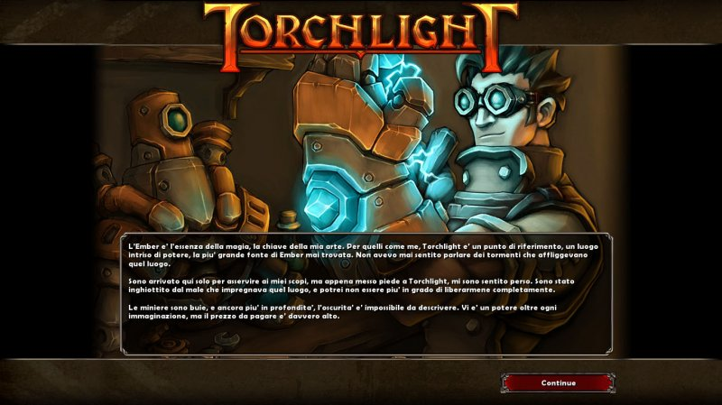 Torchlight – Speciale Mod