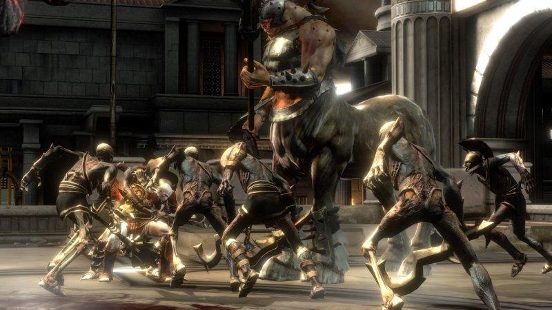 God of War Collection venduta separatamente nel Regno Unito