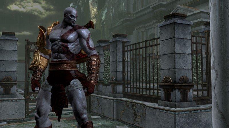Nuove immagini di God of War 3: Kratos ad alta definizione