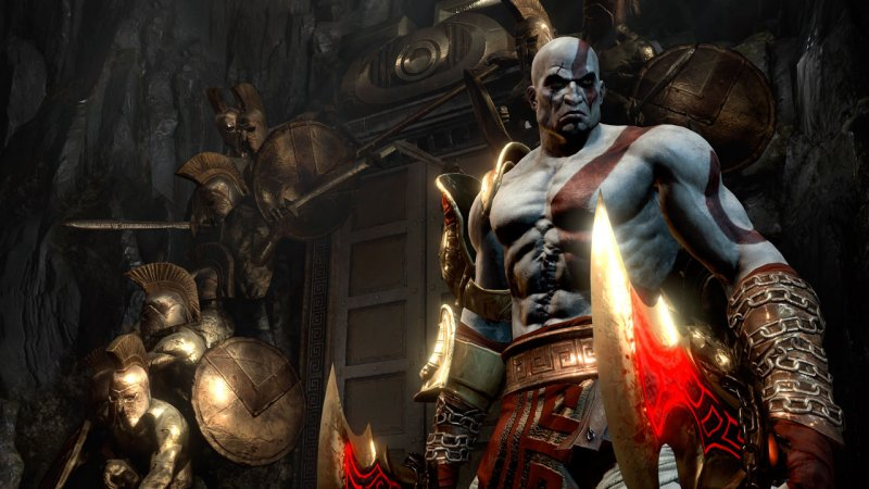 Per Sakaguchi l'intro di God of War III è troppo lunga