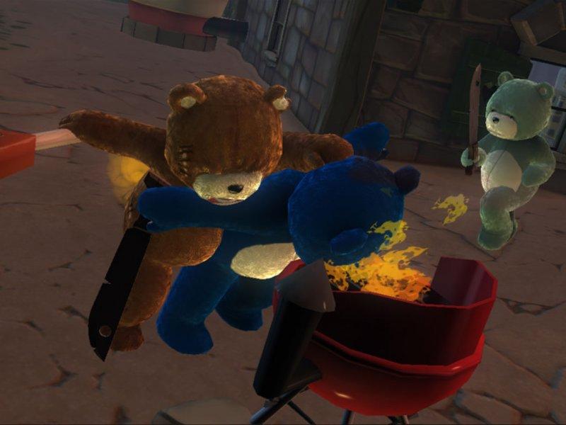 Anche gli orsetti, nel loro piccolo s'incazzano…