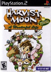 Harvest Moon: A Wonderful Life per PlayStation 2