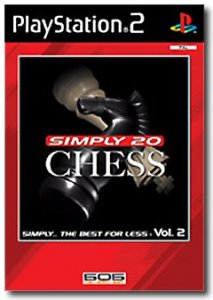 Simply 20: Chess per PlayStation 2