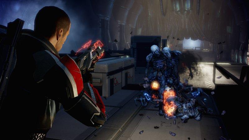 Immagini e nuovo diario di sviluppo per Mass Effect 2