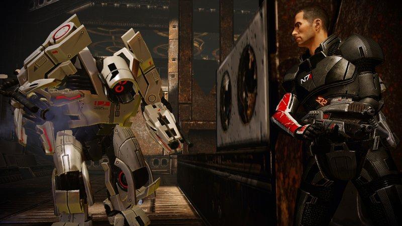 C'è interesse per un film su Mass Effect