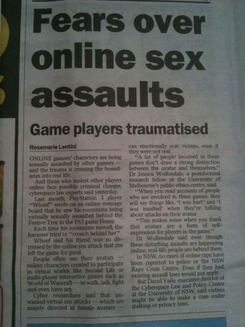 Predatori sessuali su Home?