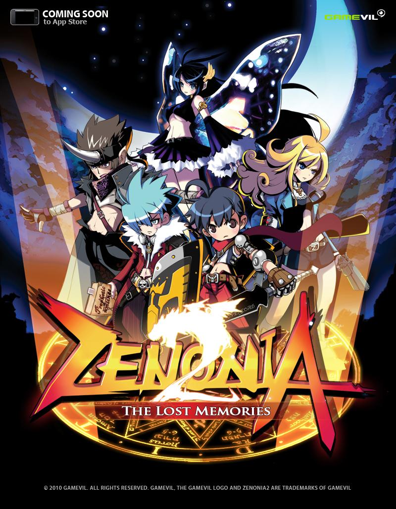 Zenonia 2: primi dettagli