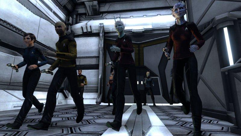 Cryptic entusiasta per la partecipazione alla beta di Star Trek Online