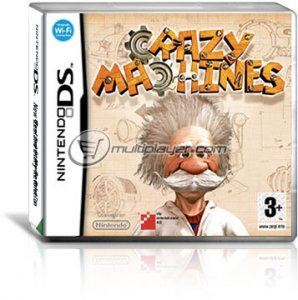 Crazy Machines per Nintendo DS