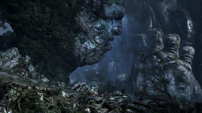 God of War III nativo a 720p. Nuove immagini