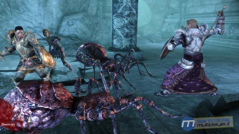 Dragon Age Origins: Return to Ostagar disponibile anche per PC