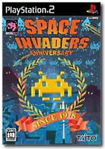 Space Invaders Anniversary per PlayStation 2