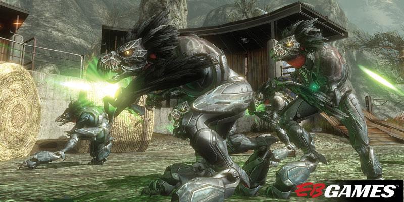 [Aggiornata con video] Prime immagini di Halo Reach