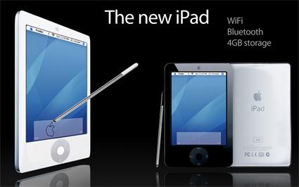 iPad (?) e iPhone OS 4.0, si susseguono le indiscrezioni