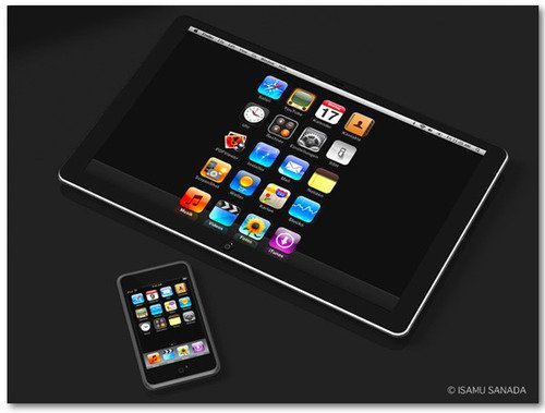 Mark Rein eccitato per l'iPad