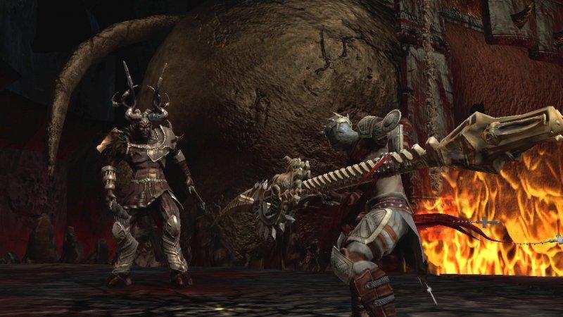 L'espansione Dark Forest di Dante's Inferno anche su Xbox 360