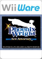 Phoenix Wright: Ace Attorney (Gyakuten Saiban) per Nintendo Wii