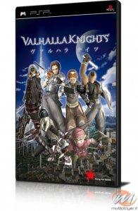 Valhalla Knights per PlayStation Portable