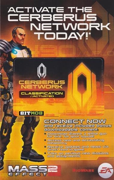Il Cerberus Network non sarà l'unico canale per i DLC di Mass Effect