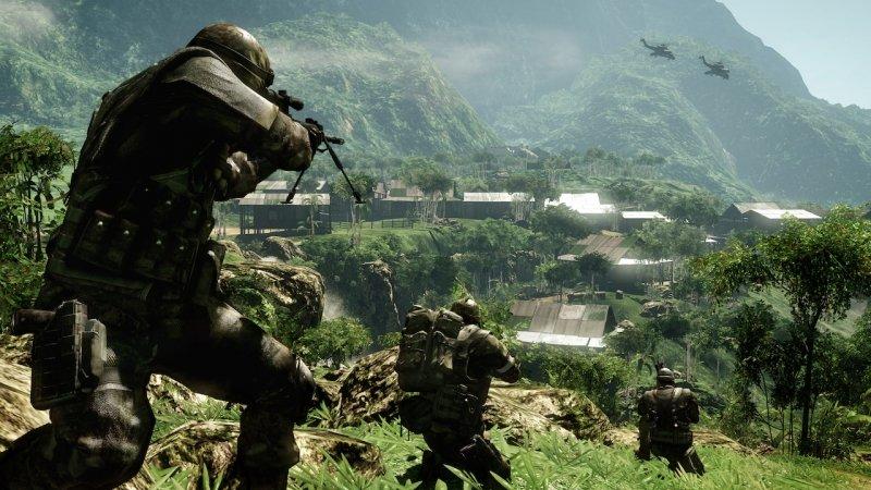 Bad Company 2 ha un livello nella Seconda Guerra Mondiale?