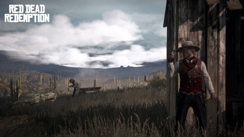 Nuove immagini per Red Dead Redemption